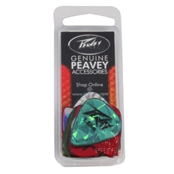 479580 Peavey Holographic Heavy .96mm Pick (12 pack)
