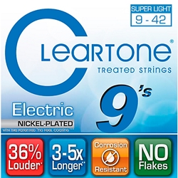 CL5508 ClearTone Electric Strings 9-42
