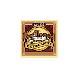 EB5000 Ernie Ball 2006 Extra Light Earthwood Acoustic Guitar Strings, .010 - .050
