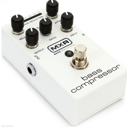 MXR M87 Bass Compressor Effects Pedal