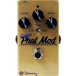 7775 Keeley Super Phat Mod Effects Pedal