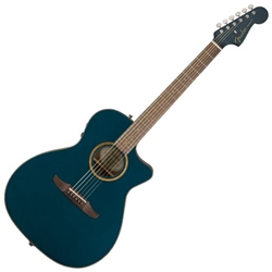 Fender 0970943299 Newporter Classic, Cosmic Turquoise w/bag