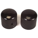 73220 Peavey Black Guitar Knob, Pair