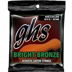 GH5033 GHS Bright Bronze Acoustic Strings 13/56