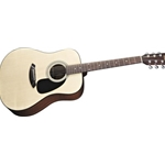 961539221 Fender CD-60 Natural w/Case Acoustic Guitar