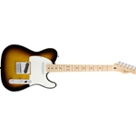 145102532 Fender Standard Telecaster Electric Guitar, Brown Sunburst