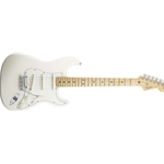 144602580 Fender Standard Stratocaster Electric Guitar, White