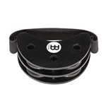 4027 Meinl FJS2S-BK Foot Jingle Shacker, Black