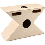 4042 Meinl HTOPCAJ3BNT Hybrid Slap Top Cajon, Natural