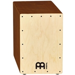 4043 Meinl JC50LBNT Jam Cajon, Light Brown Natural Front