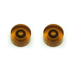 4154 WD Music Products DCKA110 Amber Control Knobs