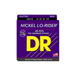 5257 DR NMH-45 Nickel Lo-Rider Bass Strings .045-.105