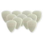 3041 Dunlop 44P.46mm Nylon Picks, 12 Pack