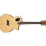 3021 Michael Kelly MKFPN Forte Port Acou/Elect Guitar, Natural