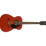 Fender 0968300054 TIM ARMSTRONG HELLCAT FSR, RUBY RED, acoustic Electric Guitar