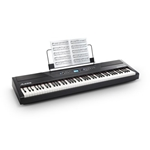 3163 Alesis Recital Pro Digital Piano with Hammer Action Keys