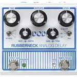 3183 Dod Rubberneck CK Double Wide Analog Delay Effects Pedal