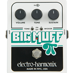 Electro-Harmonx 7669 Electro-Harmonix Big Muff Pi with Tone Wicker Fuzz Efects Pedal