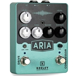 7919 Keeley Aria Compressor Overdrive Effects Pedal