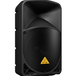 4556 BEHRINGER Eurolive B112D 2-Way Active PA Speaker - Single Speaker Only - Black