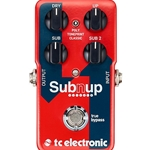 Tc Helicon 4730 TC Electronic 960822001 Sub 'N' Up Octaver Dual Octave Pedal