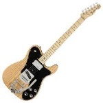 0141212321 Fender LTD 72 Custom Tele With Bigsby