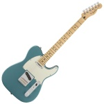 0145212513 Fender Player Telecaster, Maple Fingerboard, Tidepool
