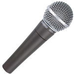 5110 Shure SM58-LC Dynamic Vocal Cardioid Microphone