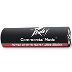 497010 Peavey 4 Pack AA Ultra Alkaline Batteries