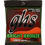 GH5035 GHS Bright Bronze Acoustic Strings 11/50
