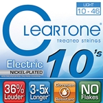 CL5507 ClearTone 9410 Treated Light Electric Guitar Strings, .010-.046