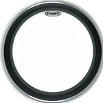 "Evans BD20EMAD2 20"" 2-Ply Clear Batter Drum Head"
