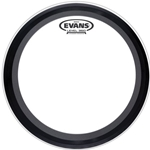 "3007 Evans BD22REMAD 22"" Black Head"
