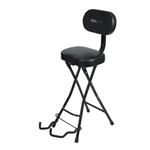 Gater GFW-GTR-SEAT Gator GFWGTRSEAT Combination Guitar Seat/Stand