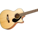 0961715021 Fender CB-60SCE, Acoustic Electric Bass