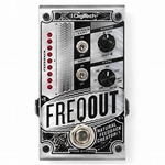 6101 DigiTech FreqOut Natural Feedback Creatior Effects Pedal