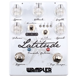 3205 Wampler Latitude Deluxe Tremola Effects Pedal