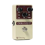 7781 Keeley Oxblood Overdrive Pedal