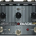 Electro-Harmonx 4535 Electro-Harmonix Switch Blade Stomp Box and Effects
