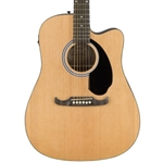 0961113021 Fender FA-125CE Acoustic Dreadnaught with Rosewood Fretboard