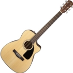 961454221 Fender CF-60CE Folk Acou/Elect Guitar with Case