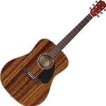 961596221 Fender CD-60 Mahogany Acustic Guitar w/Case