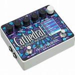 Electro-Harmonx 7596 Electro Harmonix Cathedral Deluxe Stereo Reverb Pedal