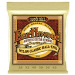 P02069 Ernie Ball Acoustic Nylon Guitar Ball End strings 28-42