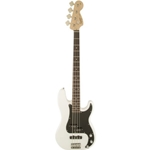 0370500505 Fender Affinity Series Precision Bass PJ, Laurel Fingerboard, Olympic White