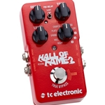 Tc Helicon 4733 TC Electronic 960661001 Hall of Fame 2 Reverb Pedal