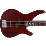 ZN78320 Yamaha TRBX174EW 4 String Electric Bass - Root Beer