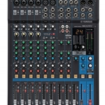 ZT41940 Yamaha MG12XU 12-Channel Mixer with Effects