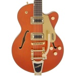 2509700512 Gretsch G5655TG Electromatic Center Block Jr. Single-Cut with Bigsby and Gold Hardware,