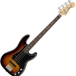 0198600300 Fender American Performer Precision Bass, Rosewood Fingerboard, 3-Color Sunburst